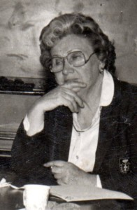Dorothy Hallaian was early leader and dynamo among Oregon journalism advisers