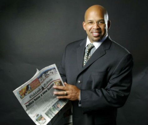 Senior editor of Oakland Tribune      to deliver Fall Press Day keynote