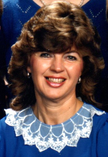Mary Hartman, OSP Executive Director 1975-84
