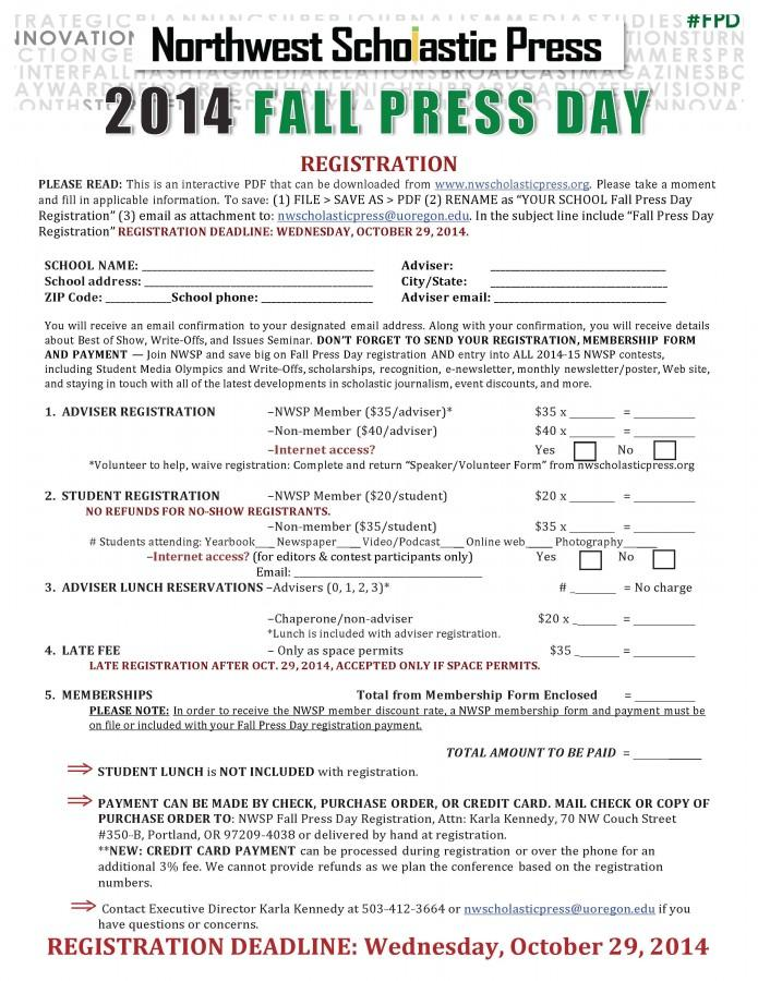 Students+learn+about+college+at+Fall+Press+Day
