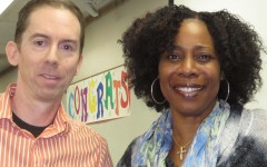 Greg Cantwell named 2014 Journalism Teacher Of Year