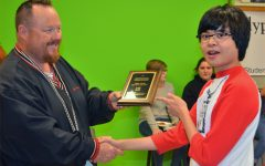 Clypian adviser and editor-in-chief of South Salem High School receive top NWSP/OJEA journalism honors