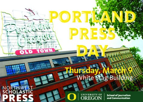 1st annual Portland Press Day set for Thursday, March 9